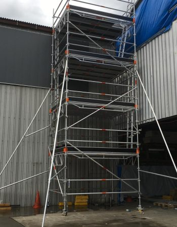 Synergy Scaffolding and Access Services