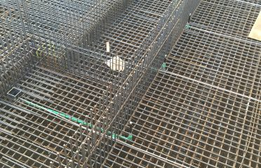 Swift Structures/Steel Fixing